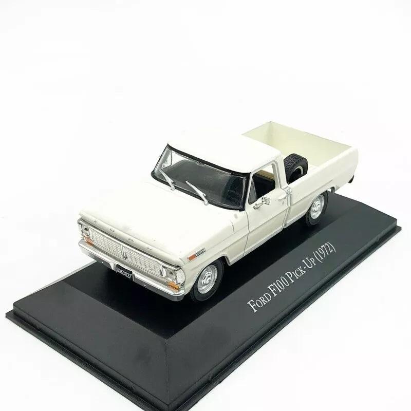 Miniatura Caminhonete F100 Ford 1972 Escala 1/43.